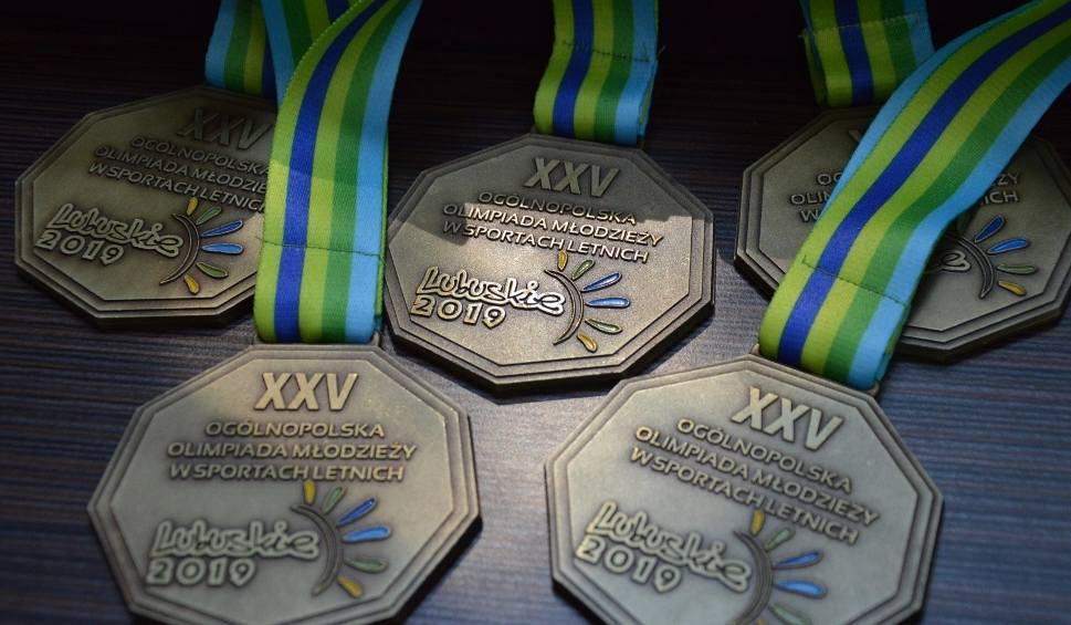 Film do artykułu: 32 medale lubuskich sportowców w Ogólnopolskiej Olimpiadzie Młodzieży