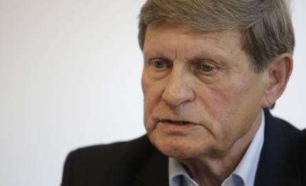 Prof. Leszek Balcerowicz, przewodniczący Rady Forum Obywatelskiego Rozwoju, były wicepremier i minister finansów
