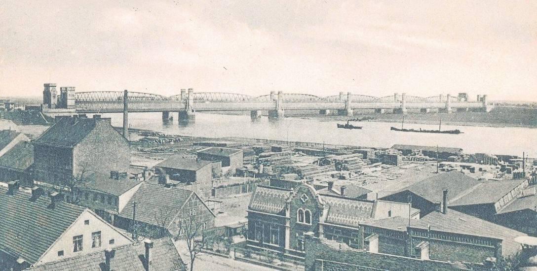 Dopiero rzut oka na stare pocztówki i fotografie uświadamia, jak niesamowitymi budowlami i cudami techniki były tczewskie mosty
