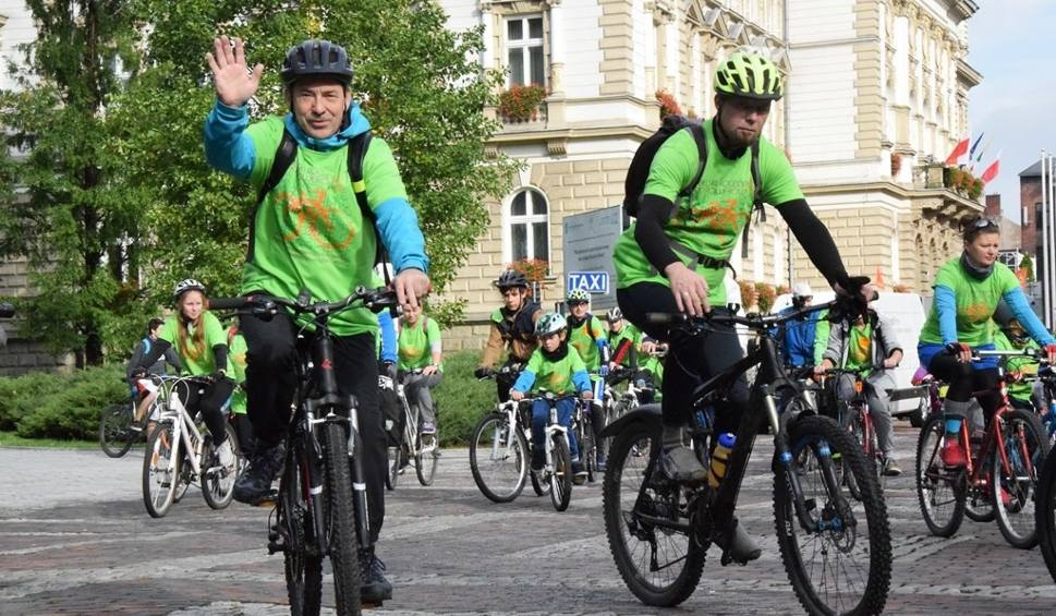 Film do artykułu: Bielscy rowerzyści wyruszyli w 43. rajd ZDJĘCIA