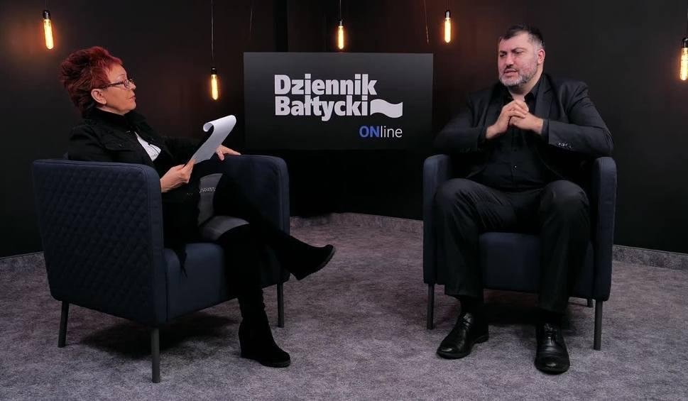 """Film do artykułu: Pod Ostrym Kątem: Artur Dziambor w rozmowie z Ryszardą Wojciechowską: """"Będzie ostro wtedy, kiedy trzeba będzie ostro atakować"""""""