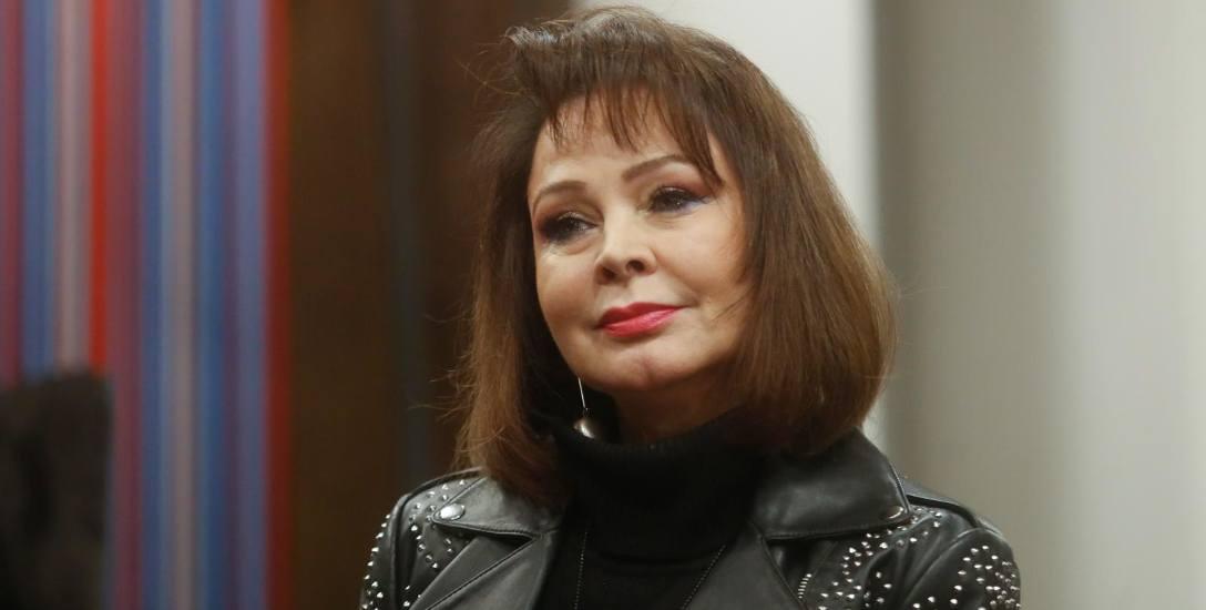 """Izabela Trojanowska była jedną z trenerek w ostatniej edycji talent-show """"The Voice Senior"""""""