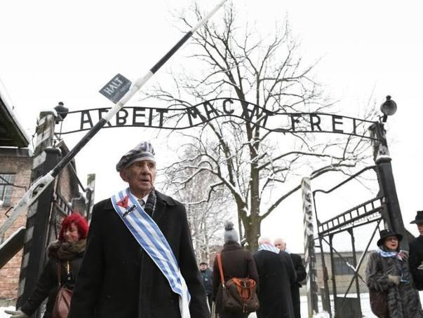 Oświęcim. Obchody 75. rocznicy wyzwolenia obozu Auschwitz-Birkenau RELACJA LIVE
