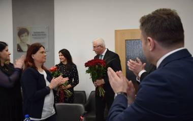 Nadzwyczajna sesja rady miejskiej, 24 lutego 2020 r. Zapadła decyzja o nadaniu nazwy jednego z rond imienia Wadima Tyszkiewicza