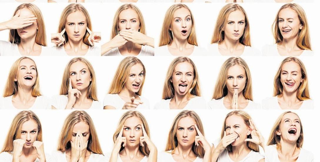 Mamy sześć podstawowych emocji. Są nimi: smutek, radość, strach, złość, zaskoczenie, wstręt