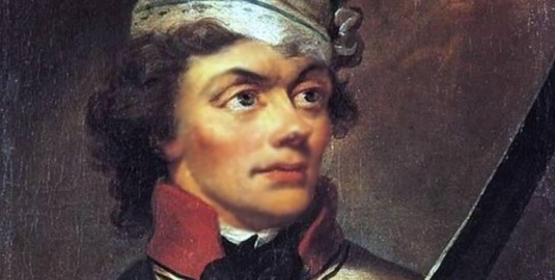 Tadeusz Kościuszko na obrazie Kazimierza  Wojniakowskiego