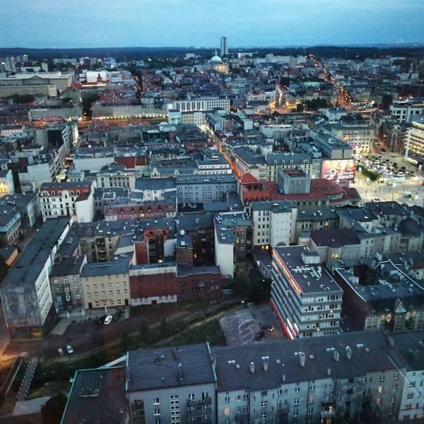 1. Powierzchnia miasta ogółem: 16 tys. 464 ha. Katowice zajmują 10. miejsce pod względem powierzchni wśród miast wojewódzkich. Grunty leśne oraz zadrzewione