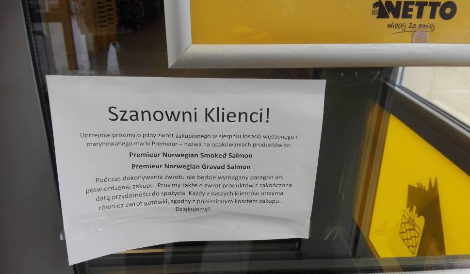 3c120f6714a0e W sklepach sieci Netto można zwrócić łososia - nto.pl