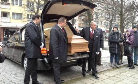 Pogrzeb Jolanty Szczypińskiej w Słupsku - ZDJĘCIA z 17.12.2018