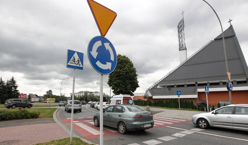 Film do artykułu: Taksówkarze z Rzeszowa: Rondo Pobitno do zmiany