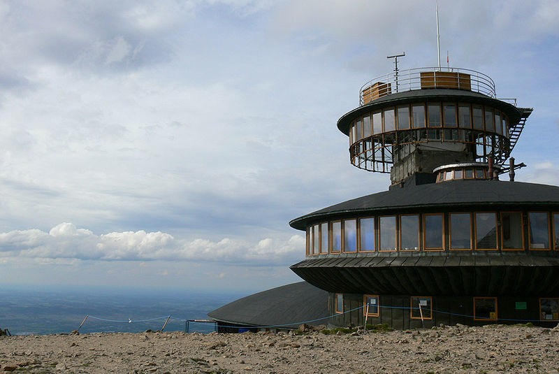 Obserwatorium w 2009 roku