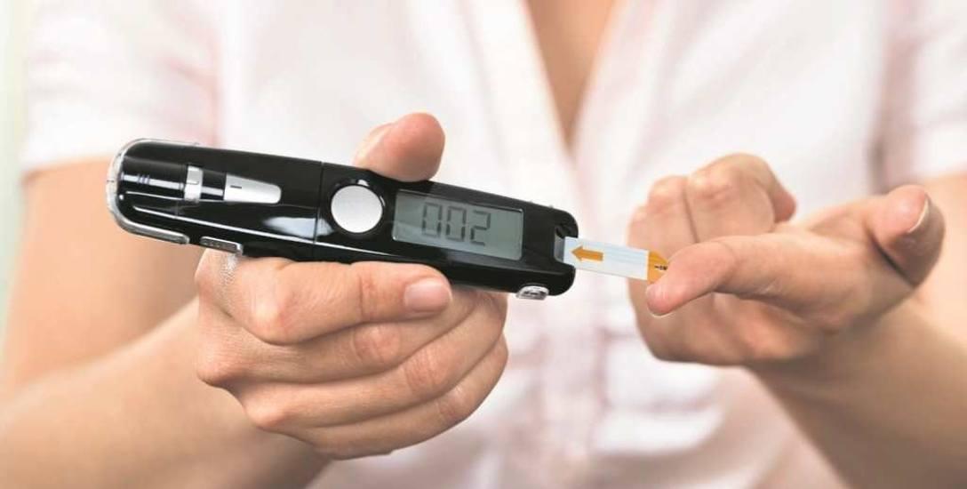 Na cukrzycę cierpi w Polsce 3 miliony osób