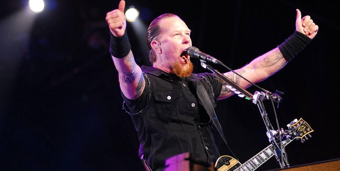 Metallica zagra w Krakowie i odbierze muzycznego Nobla