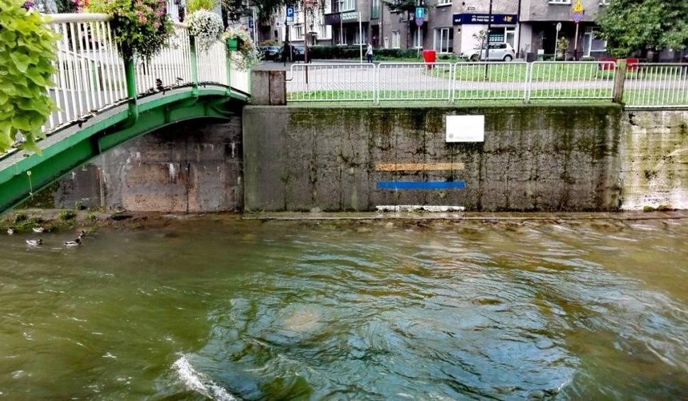Film do artykułu: Woda w Beskidach już nie straszy ZDJĘCIA