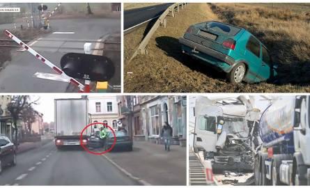 Coraz więcej kierowców montuje w samochodach kamery wideo. Zdarza się, że kamery rejestrują wydarzenia na drodze, które mrożą krew w żyłach. W ostatnim