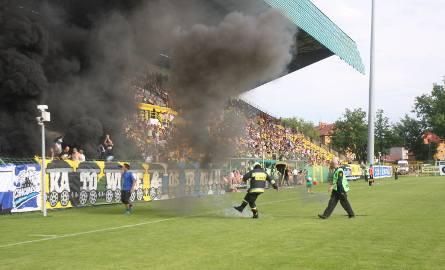 Prezentacja GKS Katowice i mecz GKS-Banik Ostrava