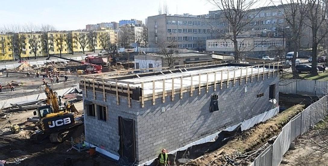 Trwa budowa Centrum Zdrowia Matki i Dziecka w Zielonej Górze