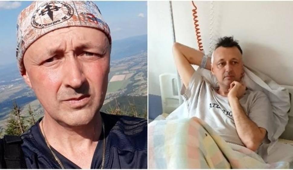 Film do artykułu: Robert Matraszek, lekarz ze Staszowa walczy z ciężka chorobą. Strażacy i harcerze organizują zbiórkę