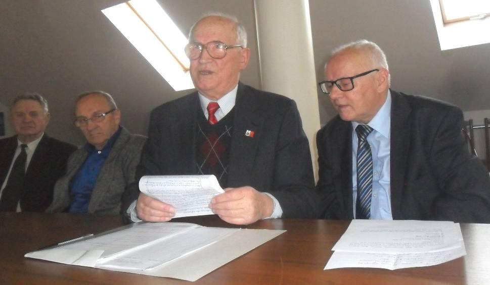 Film do artykułu: Stowarzyszenie Żołnierzy Armii Krajowej w Kazimierzy Wielkiej - po walnym zebraniu