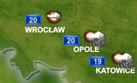 Prognoza pogody na 22 sierpnia