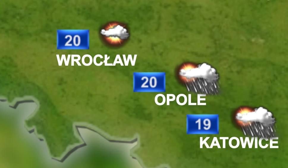 Film do artykułu: Prognoza pogody na 22 sierpnia: we wtorek raz słońce - raz deszcz WIDEO