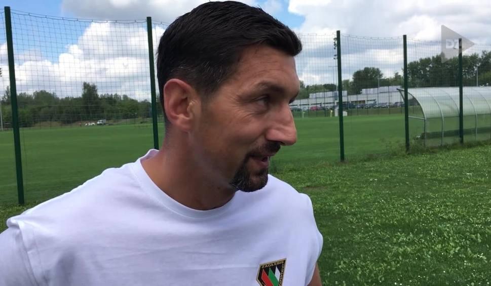 Film do artykułu: Dariusz Dudek trenerem Zagłębia Sosnowiec. Pierwszy trening zaliczony WIDEO + ZDJĘCIA