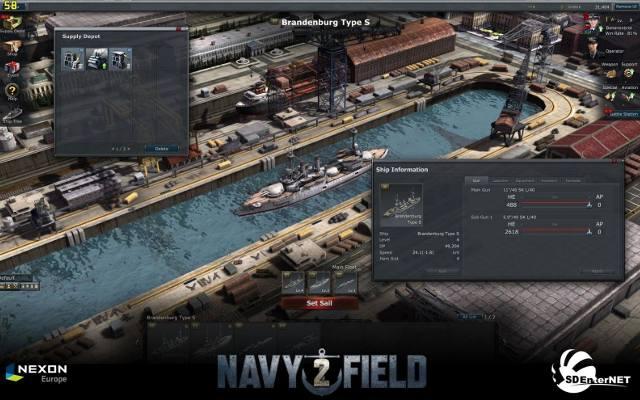 Navy Field 2: Otwarta beta dla wszystkich (wideo)