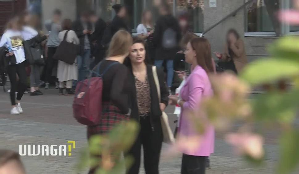 """Film do artykułu: Uwaga! TVN 15.11: Studentki nękane przez kolegę z roku. """"Widziałem strach w twoich oczach"""""""