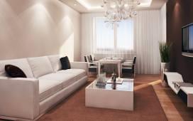 Trzypokojowe mieszkanie o łącznej pow. 46,09 mkw., o wartości 300 000 zł będzie w pełni wykończone i kompleksowo wyposażone w meble oraz sprzęt AGD i