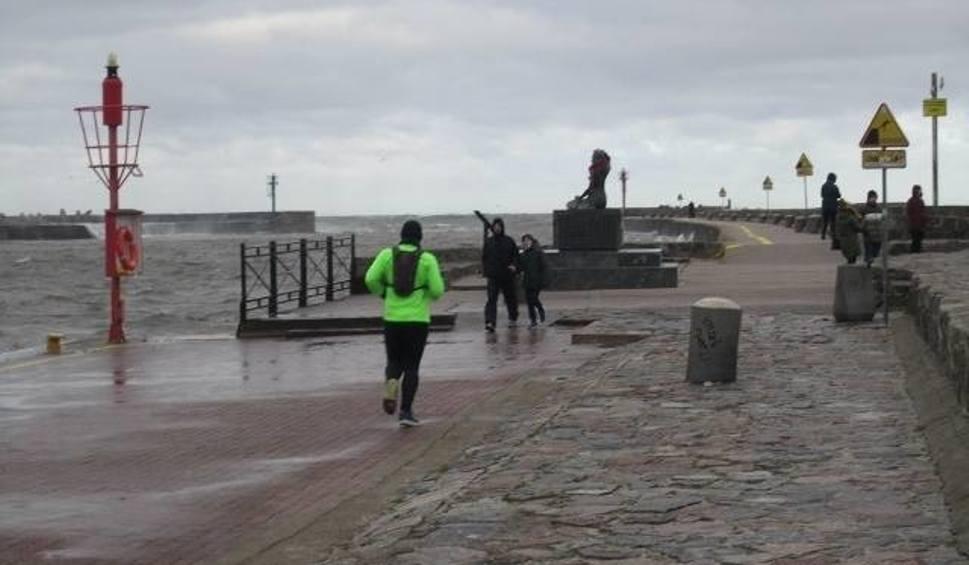 Film do artykułu: Prognoza pogody. W weekend mocny wiatr i opady deszczu