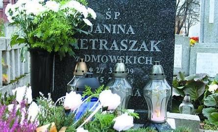 Jeden z rodzinnych grobów, który Leonard Pietraszak systematycznie odwiedza w Bydgoszczy
