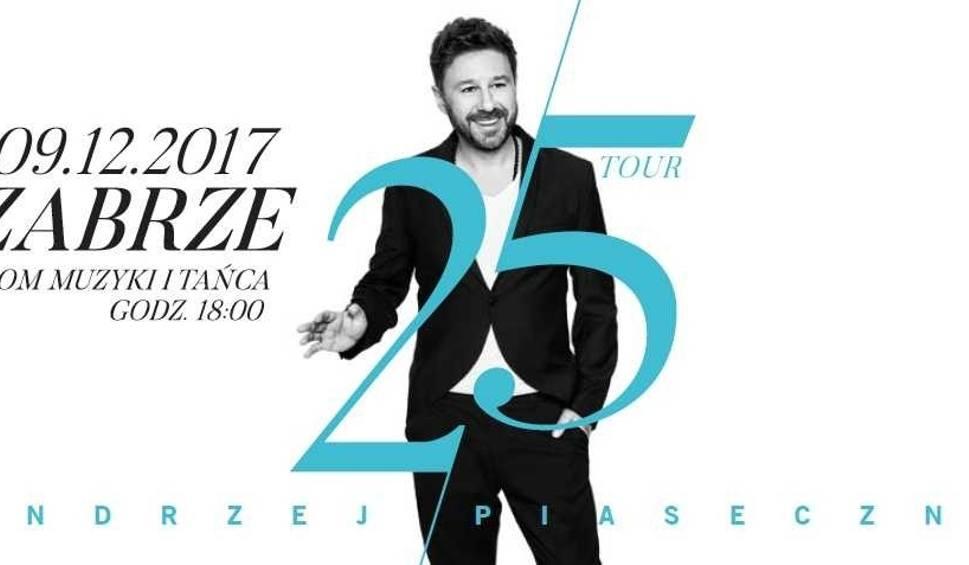 Film do artykułu: Andrzej Piaseczny świętuje 25-lecie działalności scenicznej. W grudniu koncert w Zabrzu