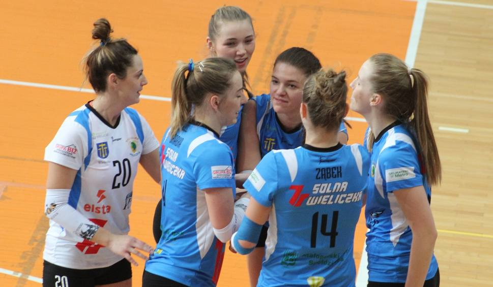 Film do artykułu: I liga siatkarek. 7R Solna Wieliczka wygrała na wyjeździe z Jokerem Mekro Świecie