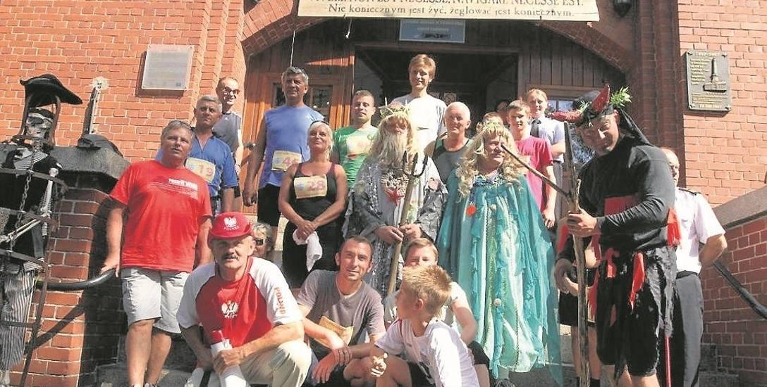 W niedzielę pod Latarnia Morską w Świnoujściu zaplanowano scenki nawiązujące do świnoujskich legend. Turyści będą więc mogli poznać tajemniczą i ciągle