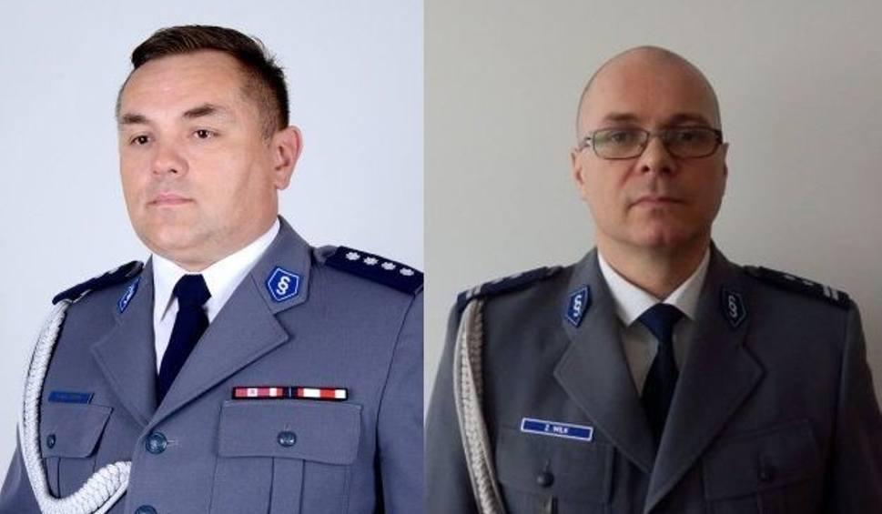 Film do artykułu: Zmiana szefów w policji w Kielcach i Ostrowcu
