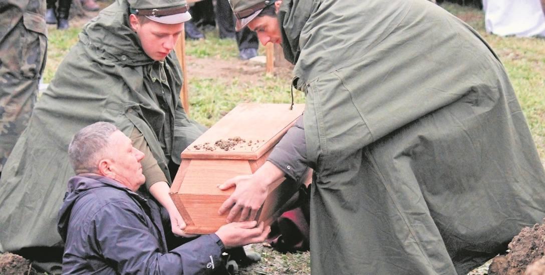 Tuż za granicą powstaje polski cmentarz wojenny