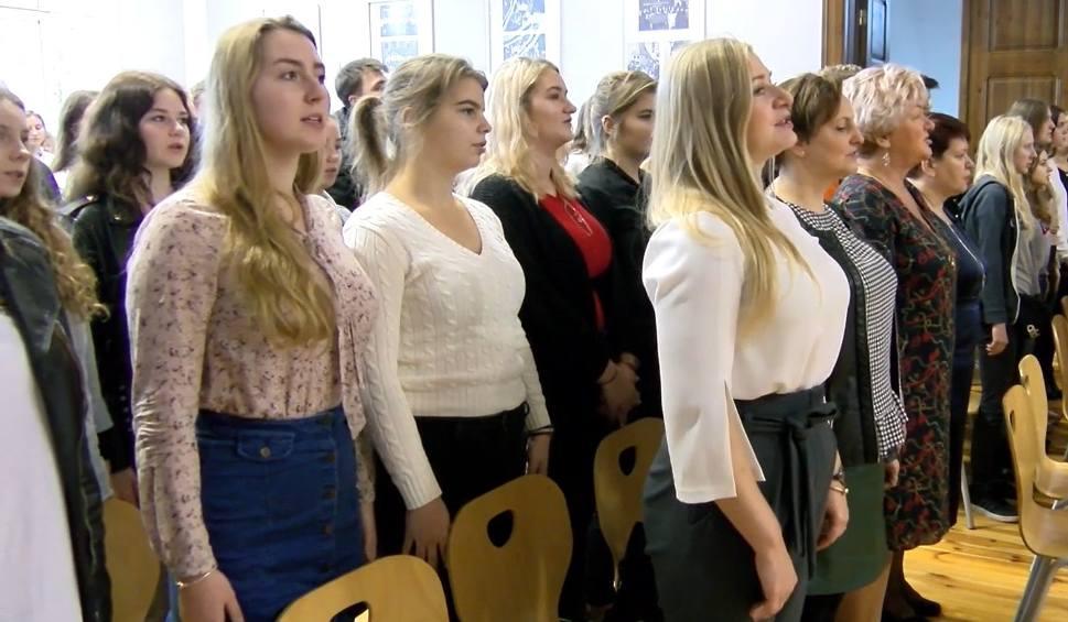 Film do artykułu: Przyjaciele Liceum w Kaliszu Pomorskim [wideo]