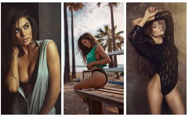 Seksowne zdjęcia Weroniki Jezierskiej ogłoszonej Ring Girl Roku [GALERIA]