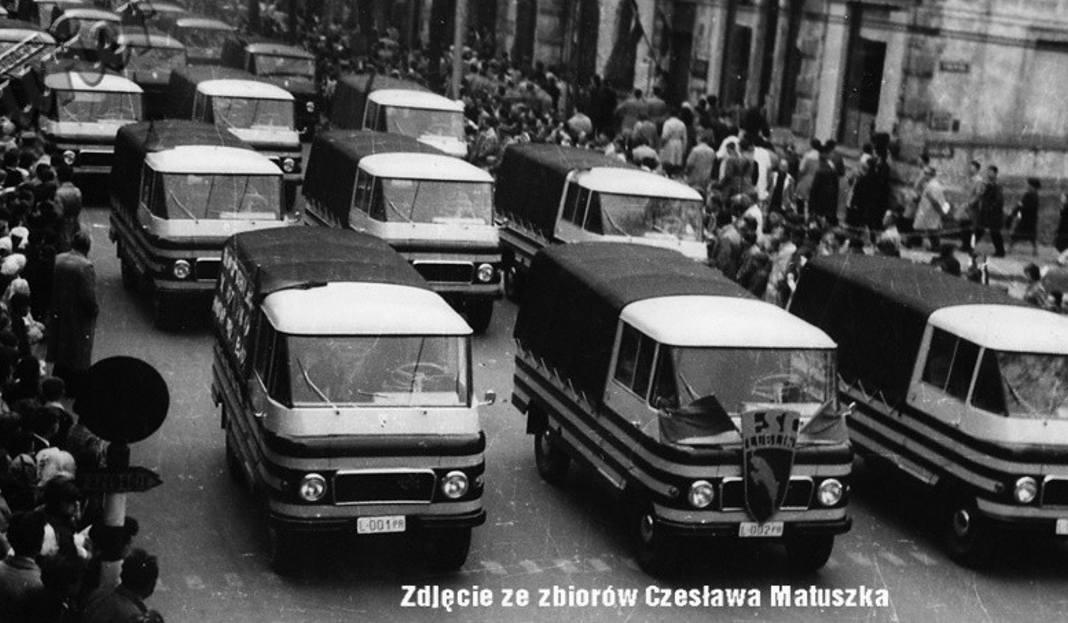 Fabryka Samochodów Ciężarowych Dziś Mija 67 Lat Zdjęcia