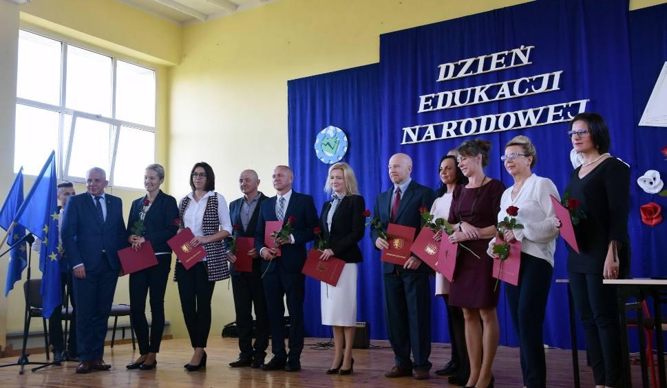 Film do artykułu: Powiatowy Dzień Edukacji Narodowej w Miastku (zdjęcia, wideo)
