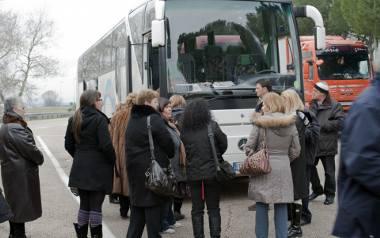 Przewoźnicy prywatni muszą teraz korzystać z dworca autobusowego