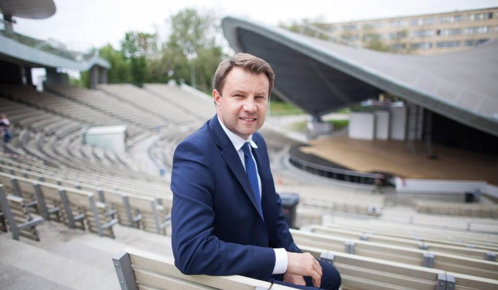 """Film do artykułu: Czy Arkadiusz Wiśniewski wystartuje w wyborach 2018? """"Dopracowałem się w Opolu własnej marki"""""""