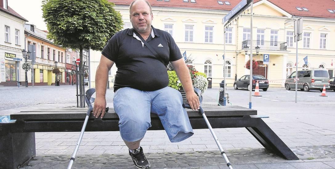 """Tomasz Lisiecki nie czuł się niepełnosprawnym, dopóki nie wybrał się do Energylandii. Nie pozwolono mu skorzystać z atrakcji dla """"jego bezpieczeństw"""