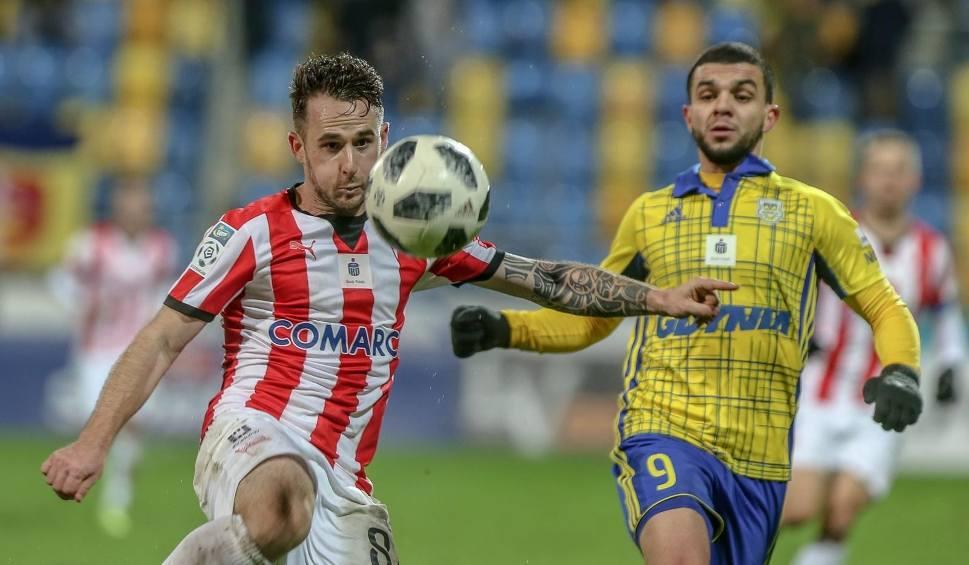 Film do artykułu: Cracovia po raz pierwszy w historii wygrała w Gdyni z Arką [ZDJĘCIA]