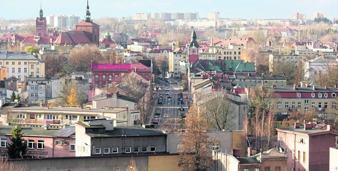 Wczoraj rano i około godz. 13 powietrze w Słupsku było tak dobre jak w Gliwicach, Dąbrowie Górniczej i Krakowie