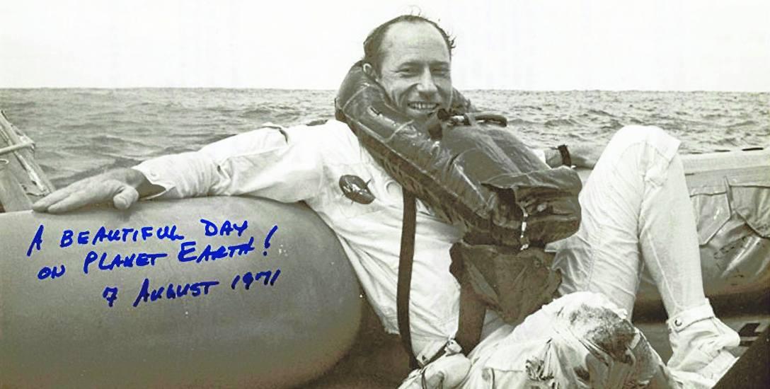 Alfred Worden: Człowiek, który spacerował w gwiazdach