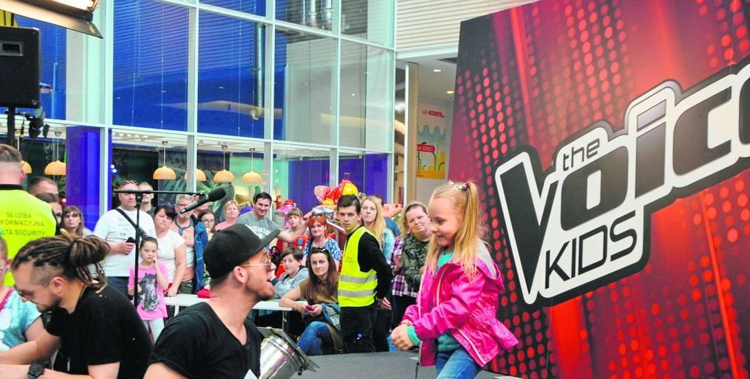 The voice kids w Porcie Łódź - muzyczne małe talenty
