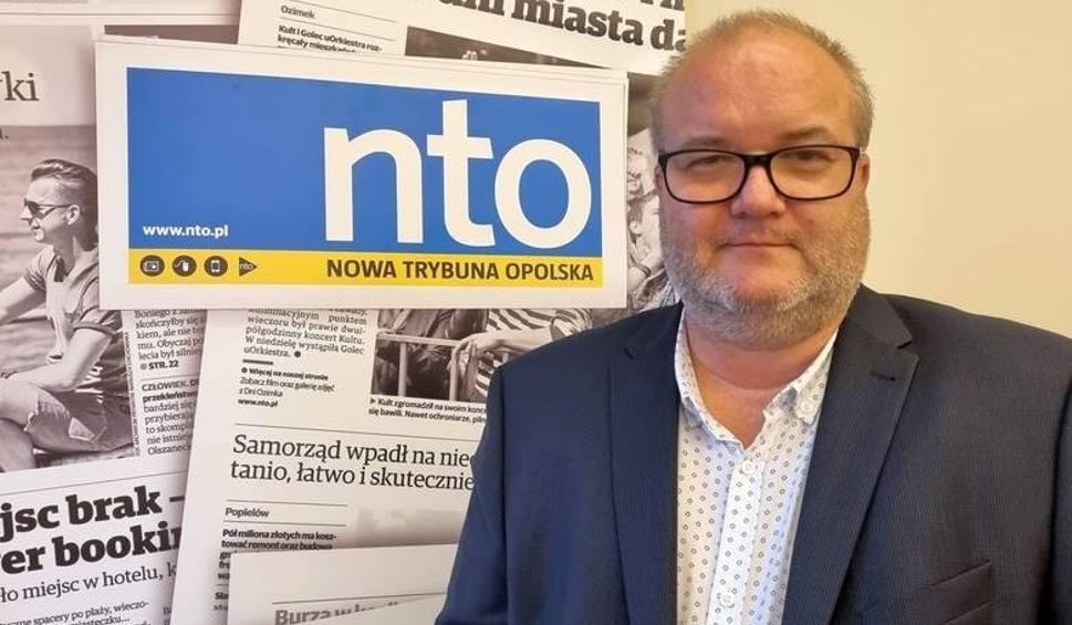 """Film do artykułu: Bolesław Bezeg: """"Chcę, żeby NTO była bardziej zaangażowana w sprawy lokalne"""""""