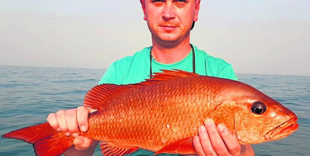 Krzysztof Maj: Wędkowanie w Afryce, czyli Na ryby do Gwinei Bissau