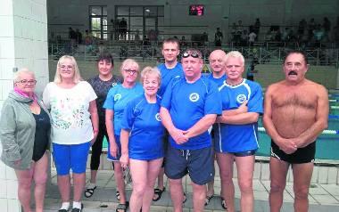 Szczecineccy miłośnicy pływania pokazali dobrą formę podczas zawodów zorganizowanych w Koszalinie